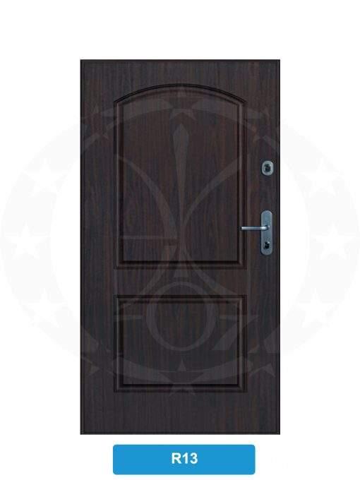 Двері вхідні металеві GERDA SX10 PREMIUM R13
