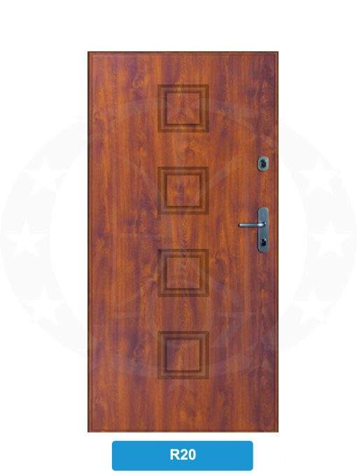 Двері вхідні металеві GERDA SX10 PREMIUM R20
