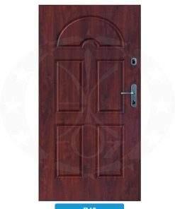 Двері вхідні металеві GERDA SX10 PREMIUM R46