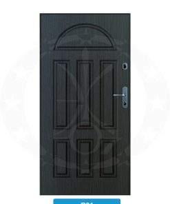 Двері вхідні металеві GERDA SX10 PREMIUM R91
