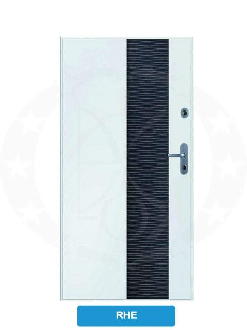 Двері вхід металеві GERDA SX10 PREMIUM RHE