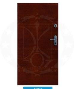 Двері вхідні металеві GERDA SX10 PREMIUM N02H