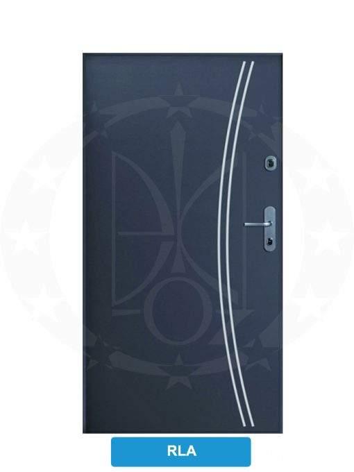 Двері вхідні металеві GERDA SX10 PREMIUM RLA
