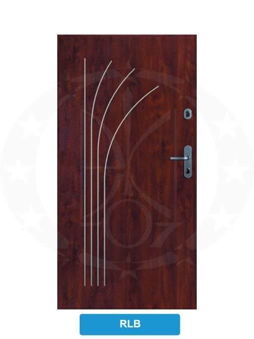 Двері вхідні металеві GERDA SX10 PREMIUM RLB