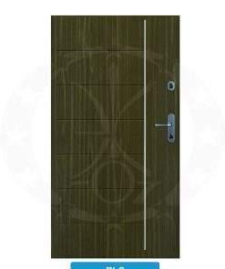 Двері вхідні металеві GERDA SX10 PREMIUM RLC
