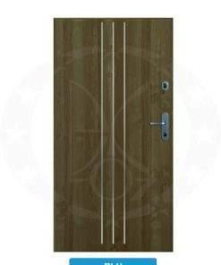 Двері вхідні металеві GERDA SX10 PREMIUM RLH
