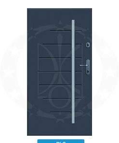 Двері вхідні металеві GERDA SX10 PREMIUM RLS