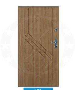 Двері вхідні металеві GERDA SX10 PREMIUM VA1
