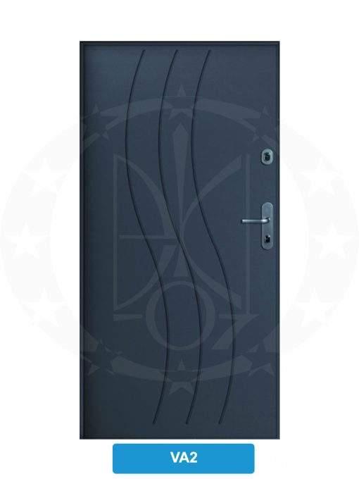 Двері вхідні металеві GERDA SX10 PREMIUM VA2