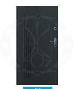 Двері вхідні металеві GERDA SX10 PREMIUM VA3