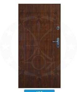 Двері вхідні металеві GERDA SX10 PREMIUM VA5