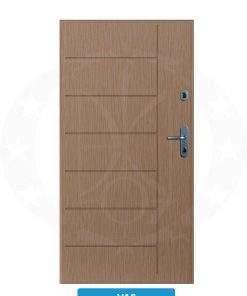 Двері вхідні металеві GERDA SX10 PREMIUM VA8