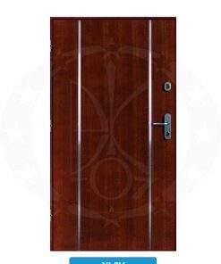 Двері вхідні металеві GERDA SX10 PREMIUM P85 NL2V