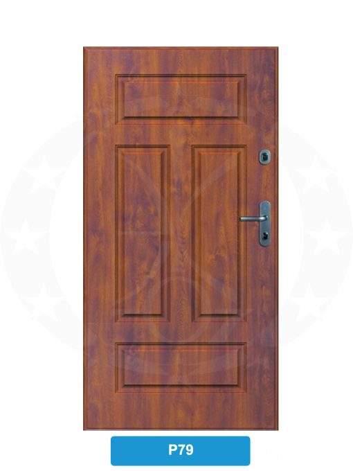 Двері вхідні металеві GERDA SX10 PREMIUM P79