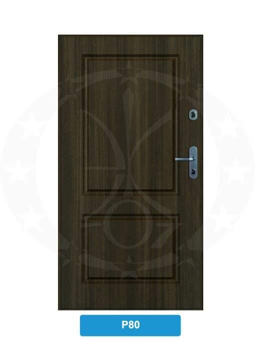 Двері вхідні металеві GERDA SX10 PREMIUM P80