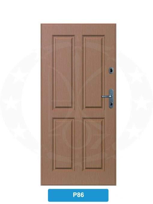 Двері вхідні металеві GERDA CX10 PREMIUM P86