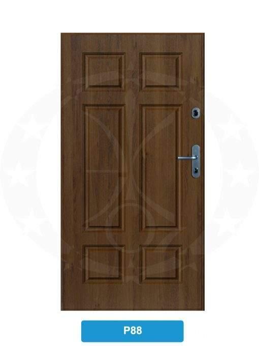 Двері вхідні металеві GERDA CX10 PREMIUM P88