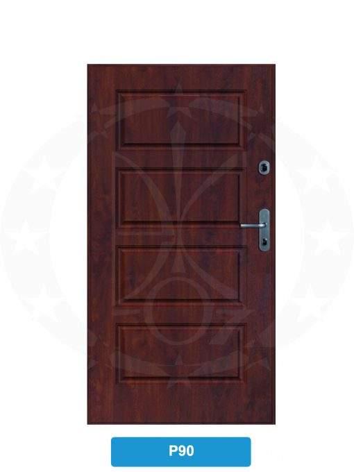 Двері вхідні металеві GERDA CX10 PREMIUM P90