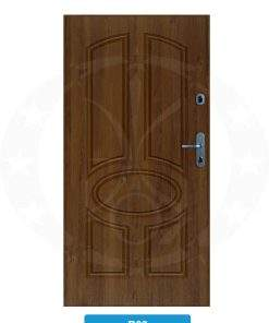 Двері вхідні металеві GERDA CX10 PREMIUM R09