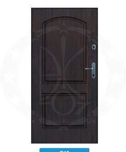 Двері вхідні металеві GERDA CX10 PREMIUM R13