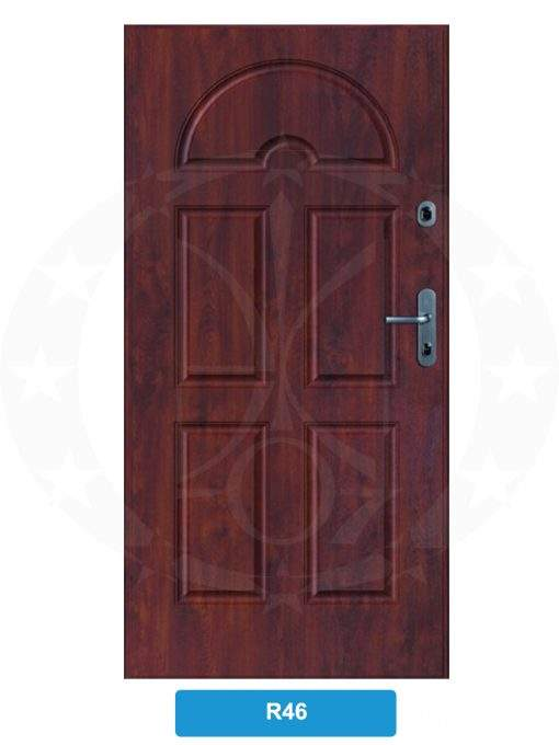 Двері вхідні металеві GERDA CX10 PREMIUM R46