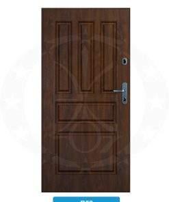 Двері вхідні металеві GERDA CX10 PREMIUM R52