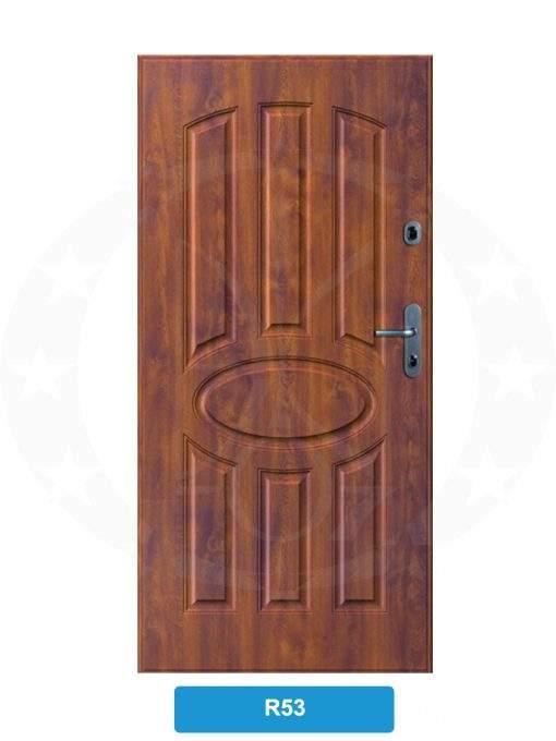 Двері вхідні металеві GERDA CX10 PREMIUM R53