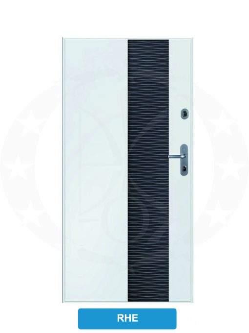 Двері вхідні металеві GERDA CX10 PREMIUM RHE