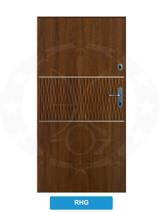 Двері вхідні металеві GERDA CX10 PREMIUM RHG