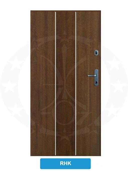 Двері вхідні металеві GERDA CX10 PREMIUM RHK