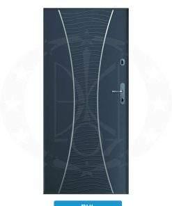 Двері вхідні металеві GERDA CX10 PREMIUM RHL