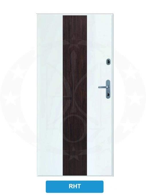 Двері вхідні металеві GERDA CX10 PREMIUM RHT