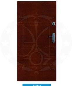 Двері вхідні металеві GERDA CX10 PREMIUM N02H