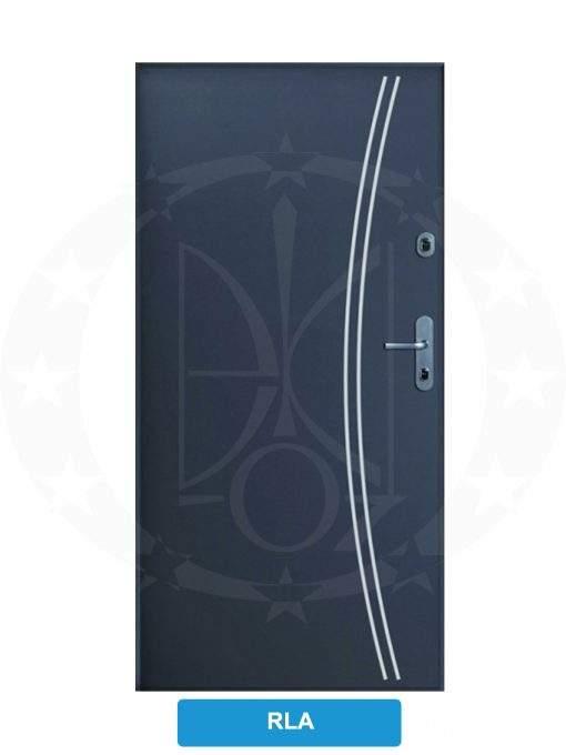 Двері вхідні металеві GERDA CX10 PREMIUM RLA