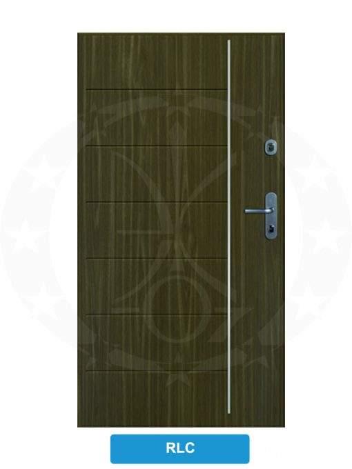 Двері вхідні металеві GERDA CX10 PREMIUM RLC