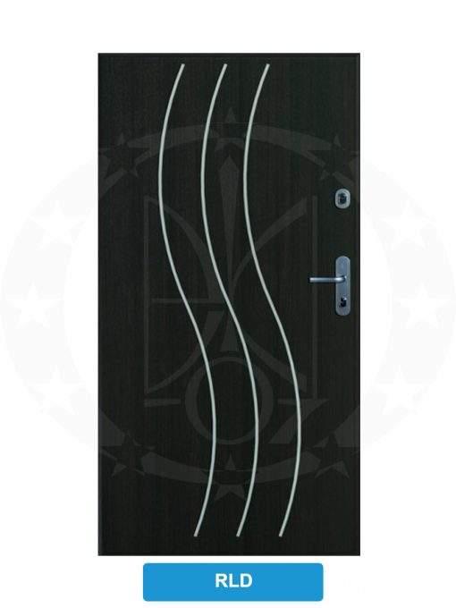 Двері вхідні металеві GERDA CX10 PREMIUM RLD