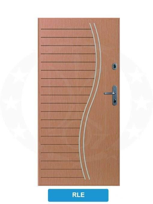Двері вхідні металеві GERDA CX10 PREMIUM RLE