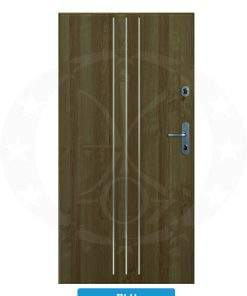 Двері вхідні металеві GERDA CX10 PREMIUM RLH