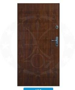 Двері вхідні металеві GERDA CX10 PREMIUM VA5
