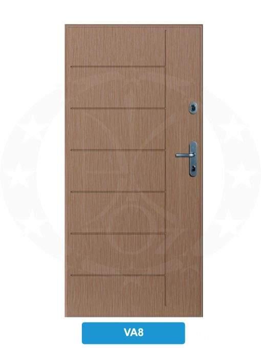 Двері вхідні металеві GERDA CX10 PREMIUM VA8