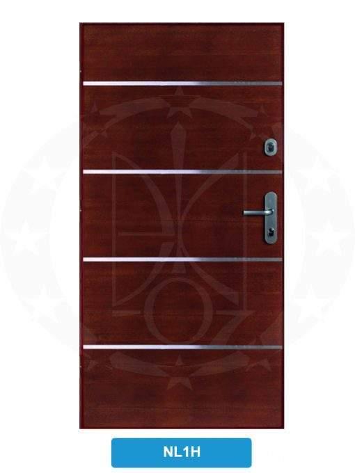 Двері вхідні металеві GERDA CX10 PREMIUM NL1H