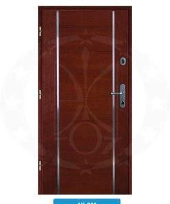 Двері вхідні металеві GERDA CX10 PREMIUM NL2M