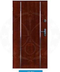Двері вхідні металеві GERDA CX10 PREMIUM NL2V