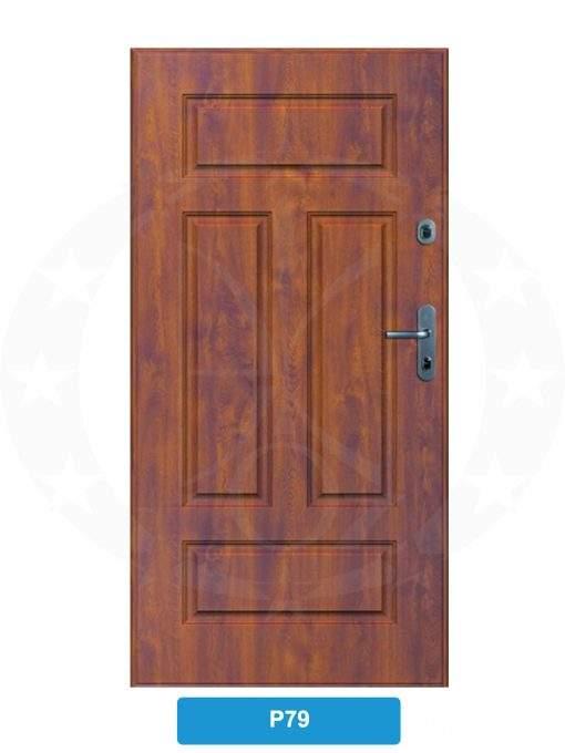 Двері вхідні металеві GERDA CX10 PREMIUM P79