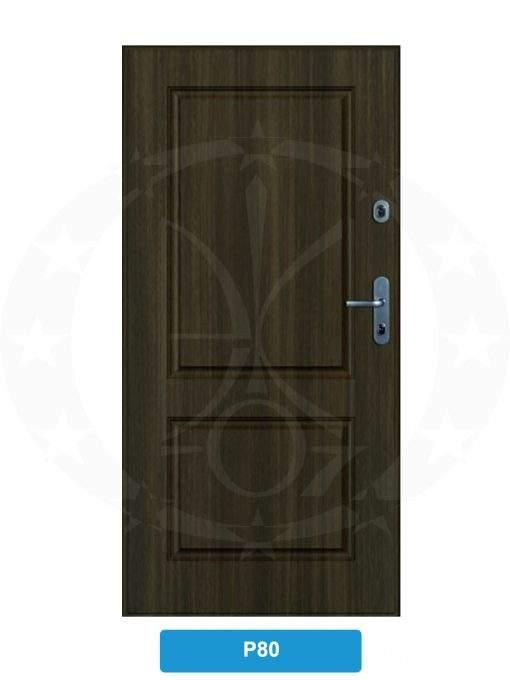Двері вхідні металеві GERDA CX10 PREMIUM P80