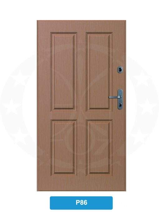 Двері вхідні металеві GERDA WX10 PREMIUM P86