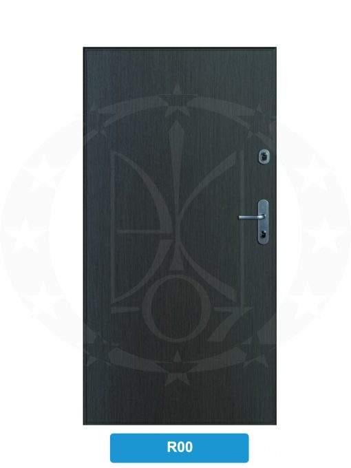 Двері вхідні металеві GERDA WX10 PREMIUM R00
