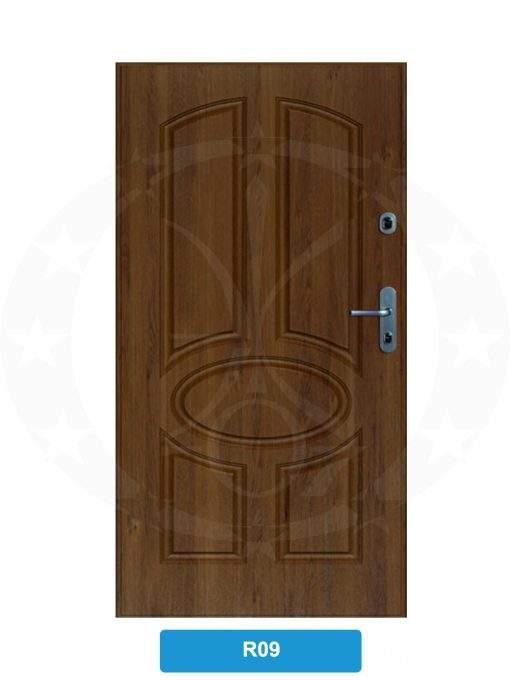 Двері вхідні металеві GERDA WX10 PREMIUM R09