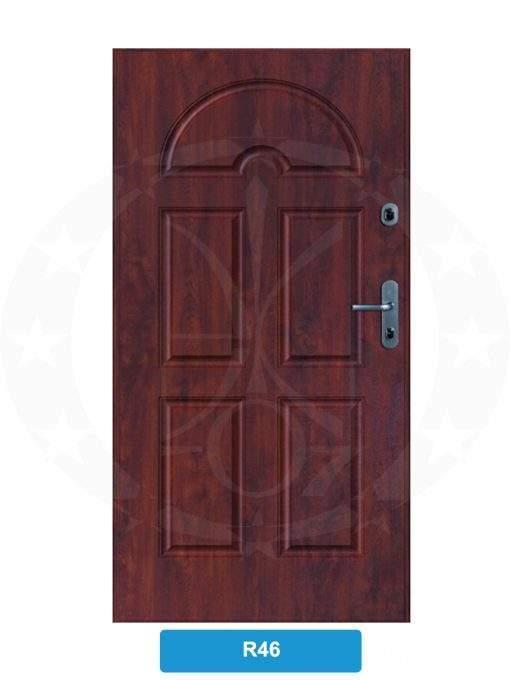 Двері вхідні металеві GERDA WX10 PREMIUM R46