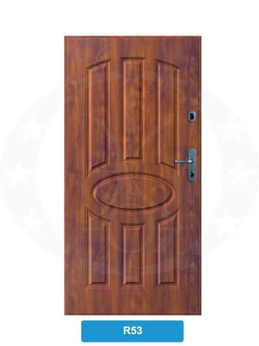 Двері вхідні металеві GERDA WX10 PREMIUM R53